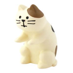 マスコット ふみふみ猫 お月見 竹の湯温泉 月夜のおもてなし デコレ concombre インテリア プレゼント かわいい velkommen