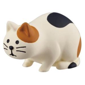 マスコット 観察猫 旅猫 concombre デコレ インテリア プレゼント かわいい velkommen