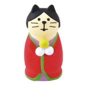 マスコット かぐや姫猫 お月見 竹の湯温泉 月夜のおもてなし concombre デコレ velkommen