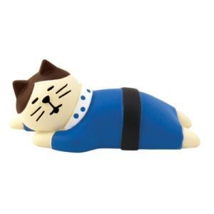 マスコット ほぐされ猫 お月見 竹の湯温泉 月夜のおもてなし concombre デコレ インテリア velkommen