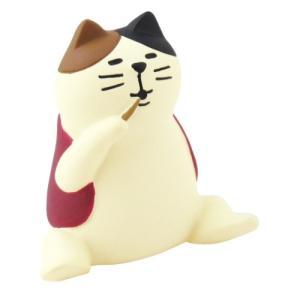 たらふく猫 お月見 竹の湯温泉 月夜のおもてなし マスコット デコレ concombre インテリア velkommen