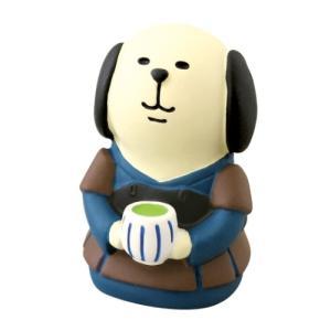 マスコット 犬武者 お月見 竹の湯温泉 月夜のおもてなし concombre デコレ インテリア velkommen