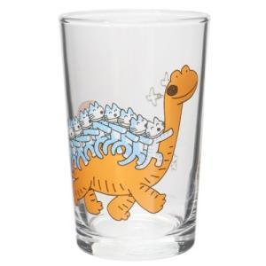 グラス ガラスタンブラー 11ぴきのねこ どろんこ エンスカイ 200ml ギフト食器 絵本キャラクター velkommen
