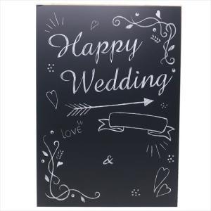 ブライダル用品 ウエルカムボードキット チョークアート A3サイズ フロンティア 結婚式 二次会 案内板|velkommen