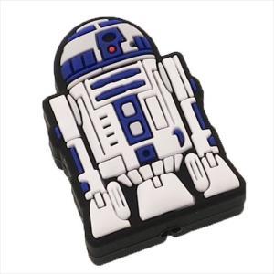iPhoneケーブルマスコット スマホアクセ スターウォーズ R2-D2 STAR WARS グルマンディーズ 断線予防 SF映画|velkommen