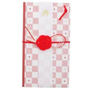 御祝儀袋 短冊・中封筒付き ご結婚お祝い 寿 和ごころ 小桜市松 可愛い熨斗袋 水引 金封 プレゼント 内祝い お返しギフト 入園祝い 入学祝い|velkommen