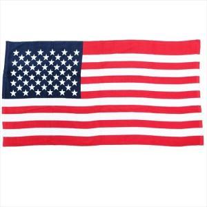 大判バスタオル レジャービーチタオル 星条旗 アメリカ国旗 犬飼タオル|velkommen