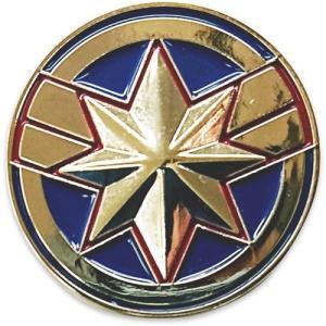 ピンバッジ ピンズ3個セット キャプテンマーベル マーベル インロック コレクション雑貨|velkommen