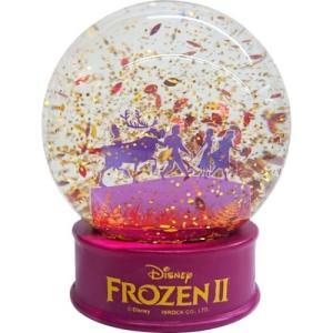 オブジェ スノードーム アナと雪の女王 2 インロック ディズニー コレクション雑貨|velkommen