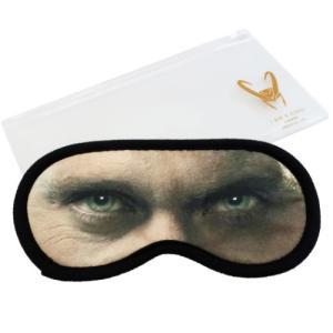 トラベル アイマスク 旅行用品 マーベル ロキ MARVEL インロック INFINITY SAGAシリーズ|velkommen