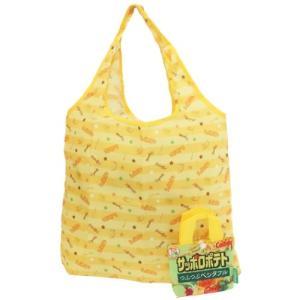 エコバッグ サッポロポテト つぶつぶベジタブル エコバッグ おやつマーケット ジェイズプランニング ギフト 雑貨 お買い物かばん|velkommen