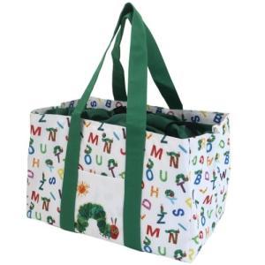 保温保冷 レジかご ショッピングバッグ エコバッグ はらぺこあおむし エリックカール ジェイズプランニング お買い物かばん レジバッグ かわいい velkommen
