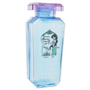 水筒 香水瓶風 ウォーターボトル アラジン ジャスミン スケーター ディズニープリンセス 530ml|velkommen