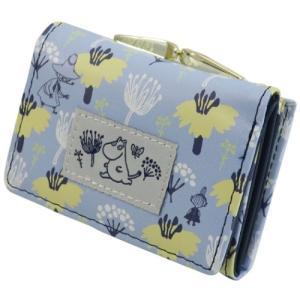 三つ折りコンパクト財布 ミニウォレット 北欧 ムーミン かくれんぼ カミオジャパン ミニ財布 ギフト雑貨 プレゼント かわいい 女の子 女性向け キャラクター|velkommen