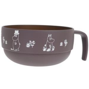 マグカップ スタッキング スープカップ ムーミンフォレスト ムーミン 北欧 カミオジャパン 400ml 電子レンジ&食洗器対応 日本製 かわいい キャラクター|velkommen