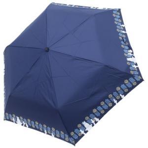 晴雨兼用 3段 折畳傘 折りたたみ傘 北欧 ムーミン まねっこ カミオジャパン|velkommen