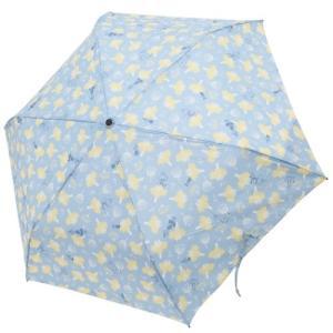 晴雨兼用 3段 折畳傘 折りたたみ傘 ムーミン 北欧 かくれんぼ カミオジャパン|velkommen