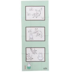 手ぬぐい 日本たおる ミッフィー 額縁 おばけ 鳥獣人物戯画 マリモクラフト てぬぐい 手拭 鳥獣戯画 日本製 プレゼント 絵本キャラクター|velkommen