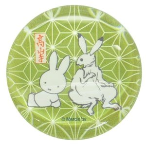 箸置き チョップスティックレスト ディックブルーナ ミッフィー 鳥獣戯画 麻の葉 マリモクラフト|velkommen