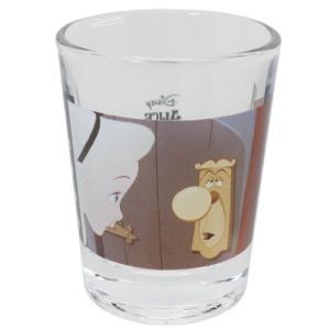 ショットグラス ミニグラス ディズニー ふしぎの国のアリス ドアノブ マリモクラフト ミニガラスコップ プレゼント かわいい 女の子 ギフト食器 日本製 velkommen