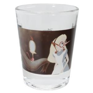 ショットグラス ミニグラス ふしぎの国のアリス ディズニー アリス変装 マリモクラフト ミニガラスコップ プレゼント かわいい 女の子 ギフト食器 日本製 velkommen