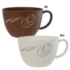 マグカップ 木目調 スープカップ ふんわりプー くまのプーさん ディズニー マリモクラフト 日本製|velkommen