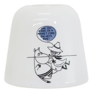 洗面用具 磁器製 歯ブラシスタンド ムーミン Moomin&スナフキン 北欧 マリモクラフト 日本製|velkommen