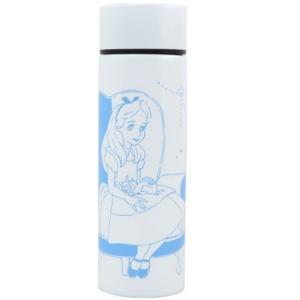 ミニ保温保冷水筒 ポケットステンレスボトル ディズニー ふしぎの国のアリス マリモクラフト 120ml|velkommen