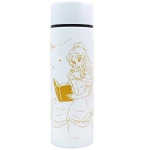 ミニ保温保冷水筒 ポケットステンレスボトル ディズニープリンセス 美女と野獣 ベル マリモクラフト|velkommen