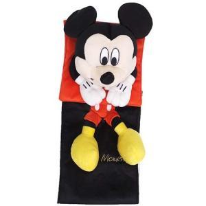 トイレ用品 ぬいぐるみトイレットペーパーホルダー ミッキーマウス ディズニー ハング 丸眞 かわいい インテリア キャラクター|velkommen
