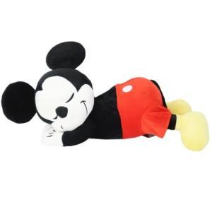添い寝枕 ぬいぐるみクッション ディズニー ミッキーマウス モリシタ プレゼント velkommen