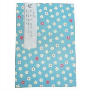 サインブック てのひら御朱印帳 小花 ものこまちシリーズ オリエンタルベリー 11.3×15.7cm 和雑貨|velkommen