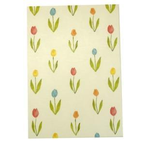 サインブック nao sudou tulip てのひら 御朱印帳 オリエンタルベリー 11.3×15.7cm 和雑貨|velkommen