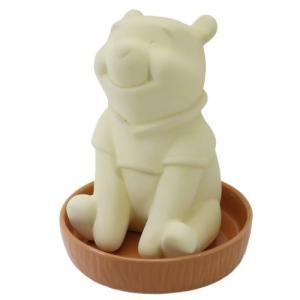 陶器製 加湿器 ナチュラル加湿器 くまのプーさん 座り ディズニー サンアート 7.7×8×12.6cm プレゼント velkommen