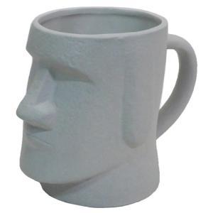 マグカップ モアイマグ サンアート 新生活 お祝い ギフト食器 おもしろ|velkommen