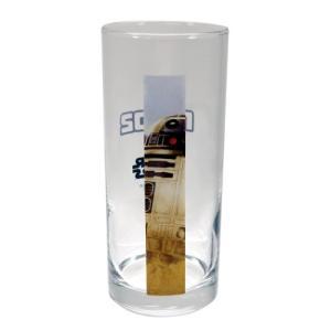 ガラス タンブラー フルカラー ロンググラス スターウォーズ STAR WARS R2-D2 サンアート 390ml velkommen