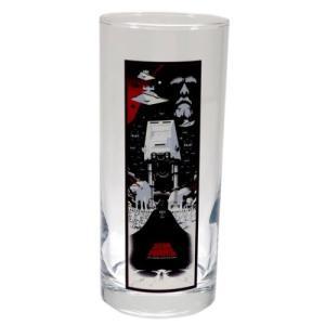 ガラス タンブラー ロング グラス THE EMPIRE STRIKES BACK スターウォーズ STAR WARS サンアート 390ml ギフト食器 velkommen