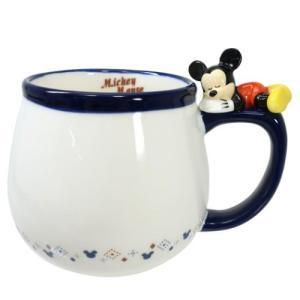 マグカップ すやすや マグ ミッキーマウス ディズニー サンアート ギフト食器 キャラクター|velkommen