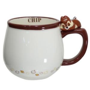 すやすや マグ マグカップ チップ&デール CHIP ディズニー サンアート|velkommen