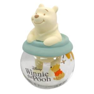 卓上加湿器 ドーム型 ナチュラル 素焼き 加湿器 くまのプーさん ディズニー サンアート プレゼント キャラクター velkommen