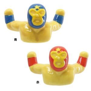 THE STRONGEST MAN テーブルウェア マスクマン 3D立体 箸置き マーベル サンアート プレゼント ギフト 面白雑貨|velkommen
