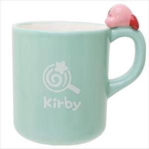 マグカップ のっかりMUG 星のカービィ nintendo うつぶせ エスケイジャパン かわいい|velkommen