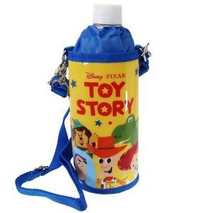 保冷 ボトルケース ペットボトルホルダー トイストーリー SHO-BI ディズニー ショルダーストラ...