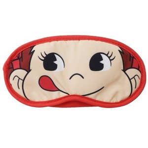 旅行用品 トラベル アイマスク 不二家のペコちゃん SHO-BI プレゼント トラベル雑貨|velkommen