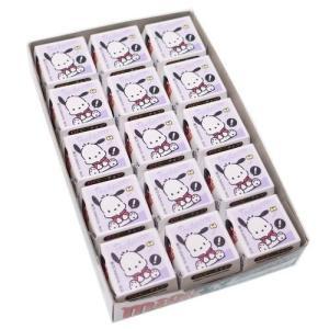 お菓子 チョコレート DECO チョコ 30個 パック ポチャッコ なかよし サカモト サンリオ バレンタイン|velkommen
