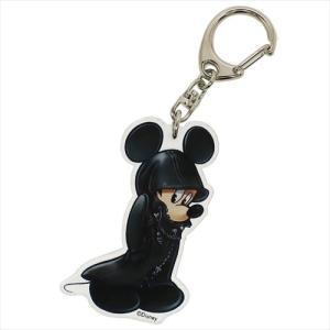 キーリング アクリル キーホルダー ディズニー キングダムハーツ ミッキーマウス スモールプラネット かわいい
