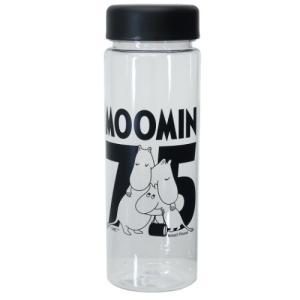 常温 水筒 クリアボトル ムーミン 75周年記念 ロゴ スモールプラネット 北欧|velkommen