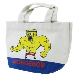 お弁当箱を持ち運ぶのに便利ニコロデオンでも大人気「SPONGEBOB」グッズにまたまた可愛いnewア...