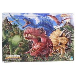 パズル パズル 65ピース ディノアース 恐竜 5309001A サンスター文具 日本製 知育玩具 キャラクター|velkommen