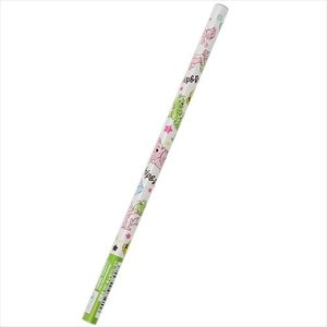 鉛筆 パール丸軸えんぴつB 5007135 チップ&デール ディズニー サンスター文具 日本製